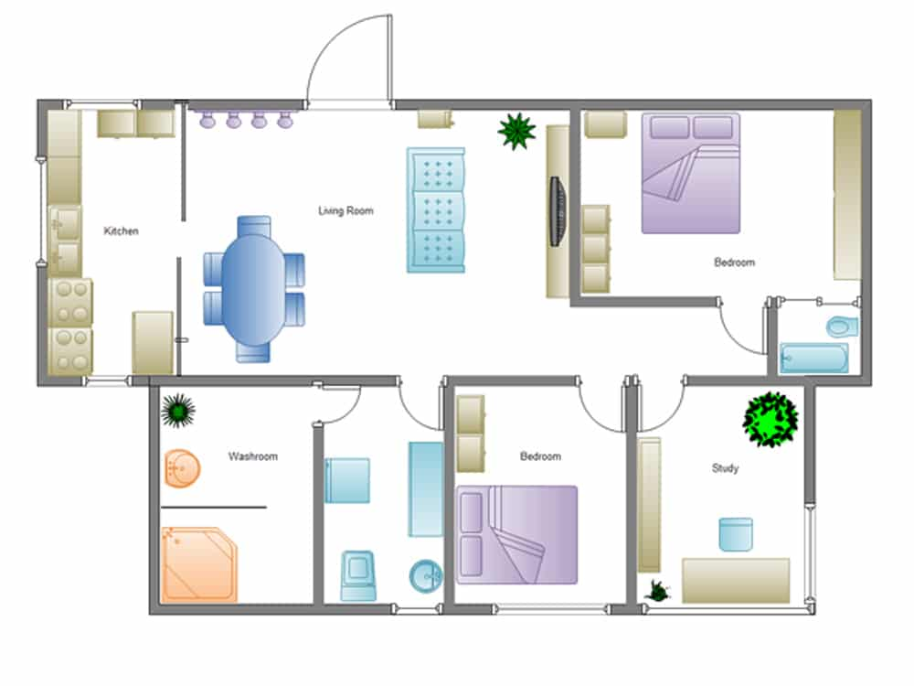 Photoshop floor plan microdra design solutions - Designing a house plan online for free ...